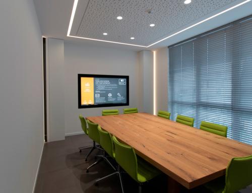 Sala delle tecnologie integrate